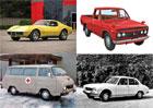 Výročí srpna 1968: Připomeňte si 10 nejzajímavějších aut z toho roku
