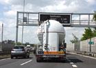 Silniční nákladní doprava vzrostla ve čtvrtletí na 10letý rekord