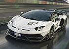 Nejrychlejší auto na Nürburgringu oficiálně. Lamborghini Aventador SVJ má 770 koní
