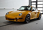 Porsche Project Gold: Nová stará 911 se vydražila za hromadu peněz