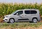 Opel Combo Life XL: Nová verze osobní dodávky převeze až sedm lidí