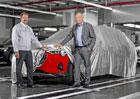 Elektrická éra u Audi začíná. Startuje výroba SUV e-tron