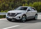 Mercedes-Benz EQC oficiálně: Nové elektrické SUV má 300 kW a ujede přes 400 km