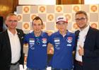 Jakub Kornfeil a Filip Salač budou týmovými kolegy