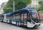 Trolejbusy s výzbrojí od společnosti Škoda Electric míří do Francie