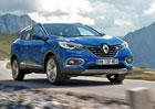 Renault Kadjar po faceliftu: Hodnotnější interiér a nový turbodiesel 1.7 dCi