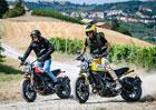 Modernizovaná Ducati Scrambler Icon spouští Joyvolution