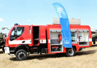 Avia představila prototyp hasičského vozidla CAS 15 M1R 3000/200
