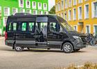 Minibusy Mercedes-Benz nastupují v nové generaci