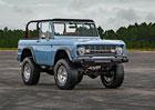 Klasický Ford Bronco jako stylový elegán od Velocity Restorations