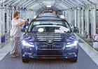 VW Group chce opět přesunout výrobu Superbu do Německa. Škoda i odbory jsou proti