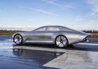 Příští elektromobil Mercedesu? Nejspíše půjde o vlajkový sedan EQS