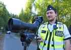 Co dokáže nový policejní dalekohled? Lov beze zbraně