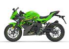 Kawasaki představuje zcela nové modely Ninja 125 a Z125