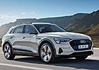 Audi e-tron oficiálně: Elektrické SUV nabídne až 300 kW a ujede přes 400 kilometrů