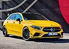 Mercedes-AMG A 35 4Matic se odhaluje světu. Je to předjezdec nejvýkonnějších áček