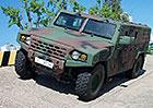 Víte, že Kia staví armádní vozidla? Model Light Tactical Vehicle (LTV) je takové korejské Humvee!