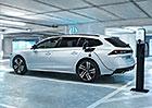 Peugeot odhaluje techniku svých plug-in hybridů. Díky nim konečně nabídne pohon všech kol!