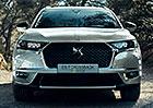 DS 7 Crossback E-Tense 4x4 má výkon 300 koní a hybridní pohon!