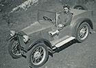 Automobilka Lotus hledá svůj úplně první vůz Mark I z roku 1948!