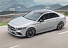 Mercedes-Benz A sedan přichází na český trh. Stojí stejně jako hatchback