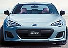 Hravé kupé Subaru BRZ přijíždí na trh v limitované edici Spec.S. S tlumiči Sachs