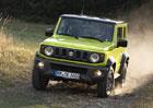 Jízdní dojmy se Suzuki Jimny: Jak jezdí jediné svého druhu?