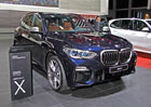 Paříž 2018 živě: BMW X5 sází na obří ledvinky a luxusní interiér