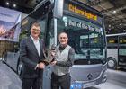Mercedes Benz Citaro hybrid je International Bus of the Year 2019