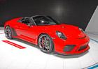 Porsche 911 Speedster se z konceptu mění v sériový model