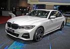 Paříž 2018 živě: Prohlédli jsme si hlavní hvězdu výstavy, nové BMW řady 3