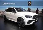Paříž 2018 živě: Mercedes-Benz GLE je elegán, ve kterém si budete lebedit
