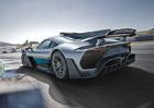 Mercedes-AMG One má příznačný název. Žádný další nástupce totiž nevznikne