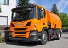 Scania dodala světový unikát pro Hrade Králové
