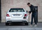 Mercedes-Benz prozrazuje detaily naftových plug-in hybridů. Filtr vypálí jen na dálnici
