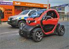 Video: Renault Twizy, Simča, výlet na dálnici a sprint