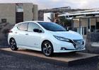 Nissanu Leaf se daří po celé Evropě. V Norsku je nejprodávanějším autem vůbec!