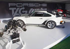 Lanzante připraví sérii Porsche 911 Turbo s motorem z F1