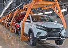 Lada zahajuje výrobu modelu Xray Cross. Nová verze ruského crossoveru je ještě schopnější