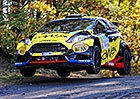 Rallye Příbram po 1. dnu: Ostrý boj Černého a Pecha