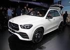Mercedes-Benz GLE: První plug-in hybrid s dojezdem 100 km?
