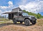 Jeep Wrangler Outpost II může být ideálem pro kempování v divočině