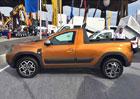 Dacia Duster pick-up existuje! Dostupný pracant je dílem rumunské společnosti