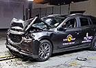 Euro NCAP 2018: Mazda 6 – Pět hvězd nejen za vynikající ochranu dětí