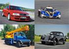 100 let republiky: Tohle jsou nejzajímavější auta Československa z každého desetiletí
