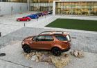 Jaguar Land Rover otevírá továrnu na Slovensku. Vyrábí Discovery, o dalším modelu rozhodne brexit