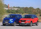 Ford Ecosport 1.0 EcoBoost vs. Opel Crossland X 1.2 Turbo – Divoká změť genů