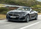 BMW 8 Cabrio oficiálně: Vyhřeje krk i lokty a nabídne osmiválec nebo turbodiesel