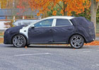 Kia Ceed SUV zachyceno špiony. Dočkáme se už vŽenevě?