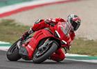 Ducati Panigale V4 R je závodní superbike, který může i na běžné silnice